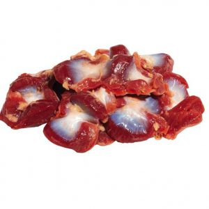 Halal chicken_gizzards
