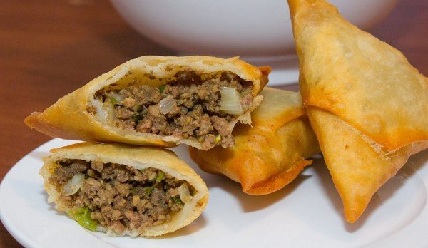 Beef Samosa (Special Order)