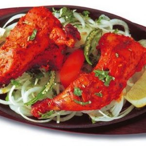 Halal Chicken Leg Quarters Tandoori