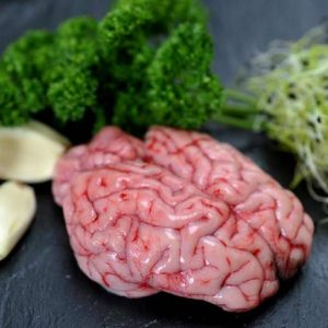 Halal Fresh Baby Veal Brain (Each)