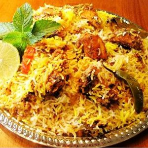 Home Made Halal Chicken Biryani