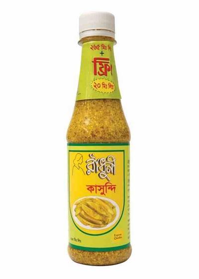 Kasundi (Radhuni) Sauce