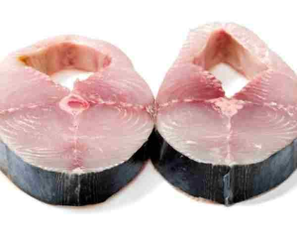 King Fish Steak (Vanjaram) 16 Ounces