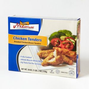 Midamar - Halal Chicken Tenders