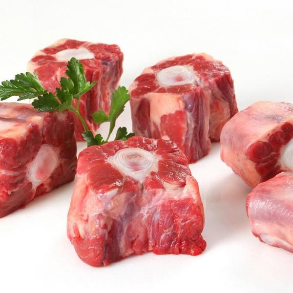 Halal Oxtail