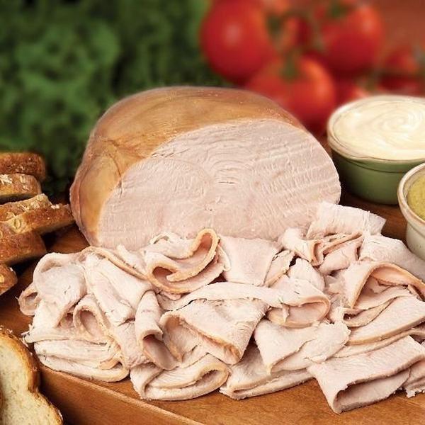 Halal Pan Roasted Turkey