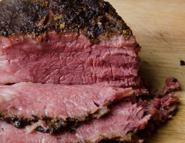 Halal Pastrami Beef