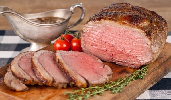 Halal Roast Beef