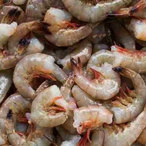 Shrimp Shell On Farm Large (Uncooked) 1lbs Bag