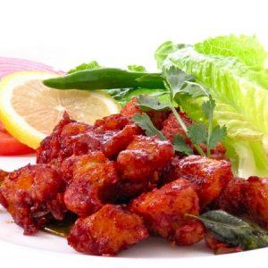 halal chicken 65