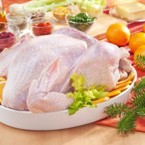 Halal turkey