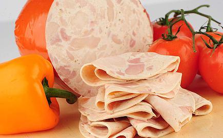 Halal Chicken Deli Roll